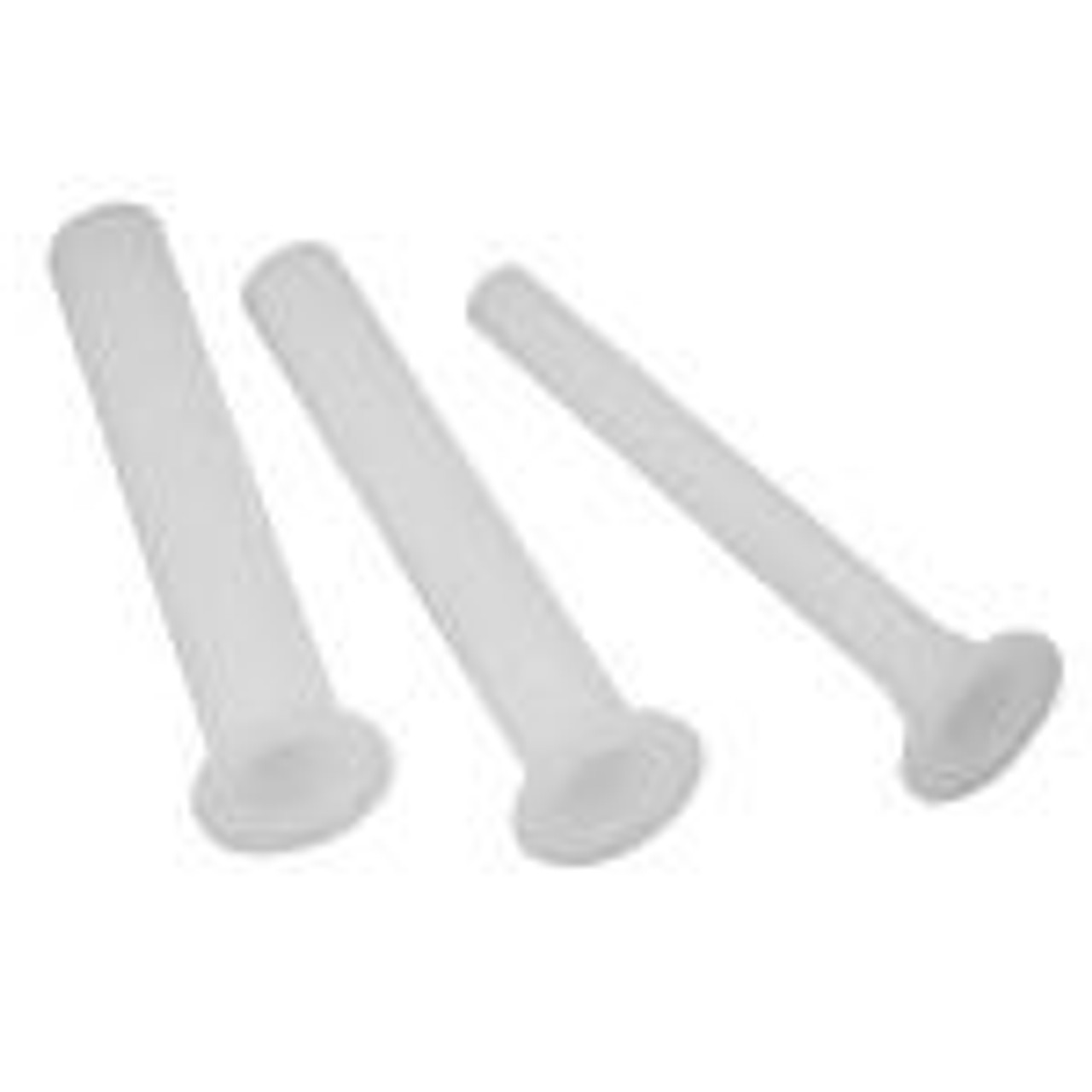 Plastic Stuffing Tubes for 15/20/25/30 lb. Sausage Stuffers, Set of 3 - The Sausage Maker - 18-1115