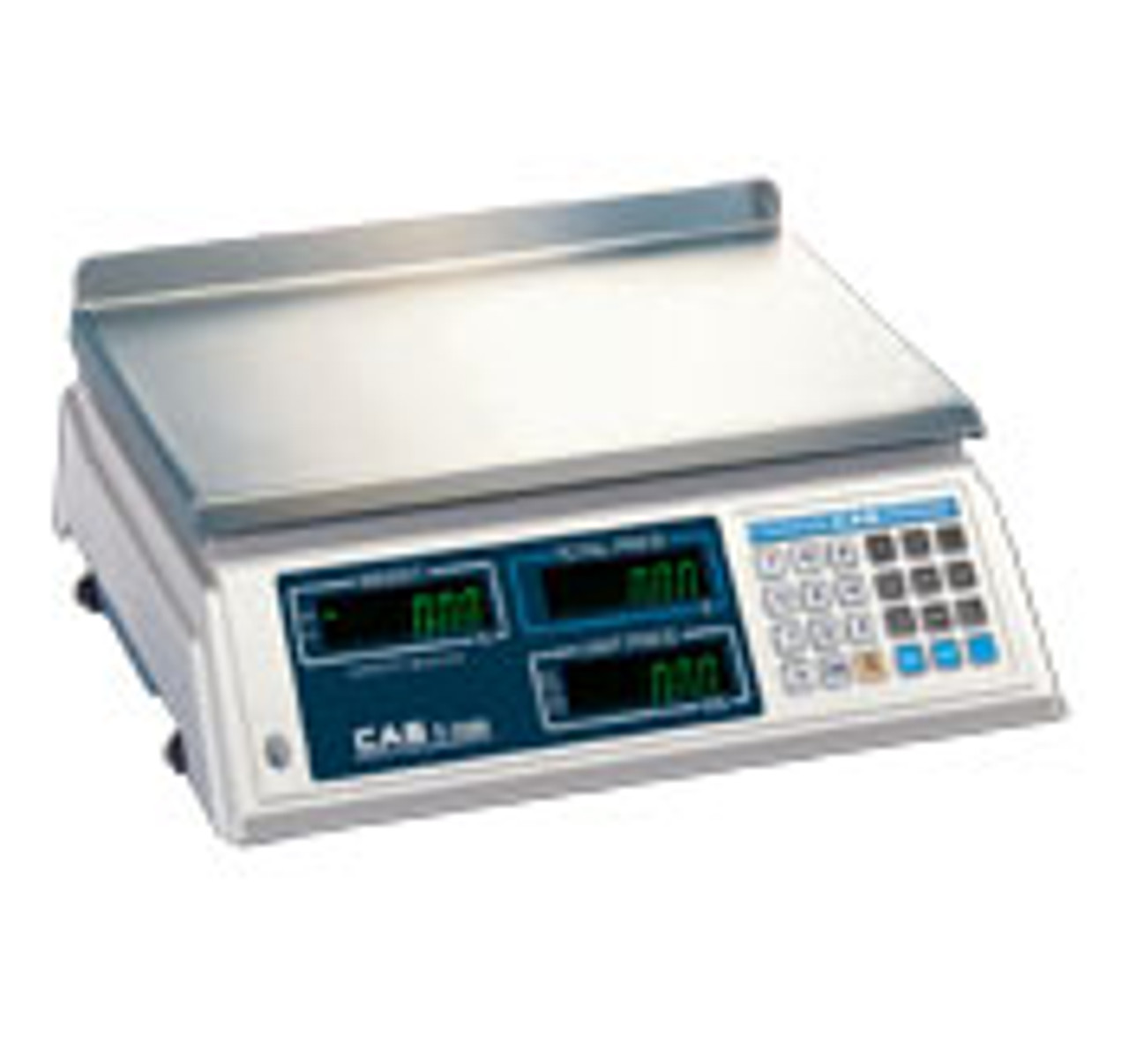 CAS S-2000 Price Computing Scales
