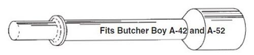 Butcher Boy A42 & A52 - Solid Plastic Stomper - GR04