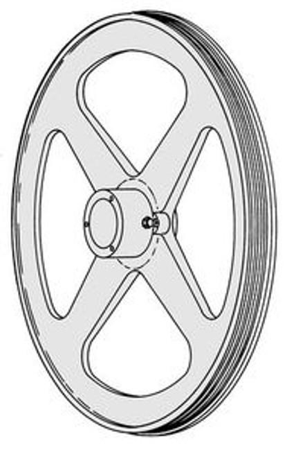 Biro Saws - Upper Wheel Only - All Models