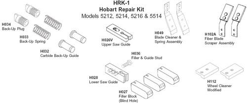 Hobart Repair Kit - HRK-1