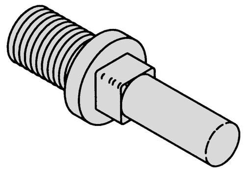 Biro B604 Feed Screw Stud 812