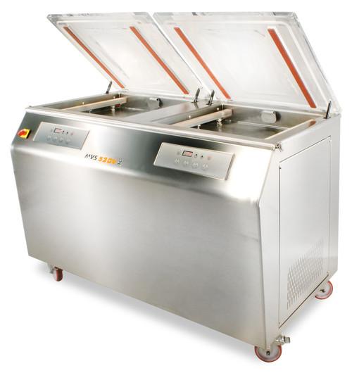 MiniPack MV 52DV VacBasic - Double Chamber Vacuum Machine