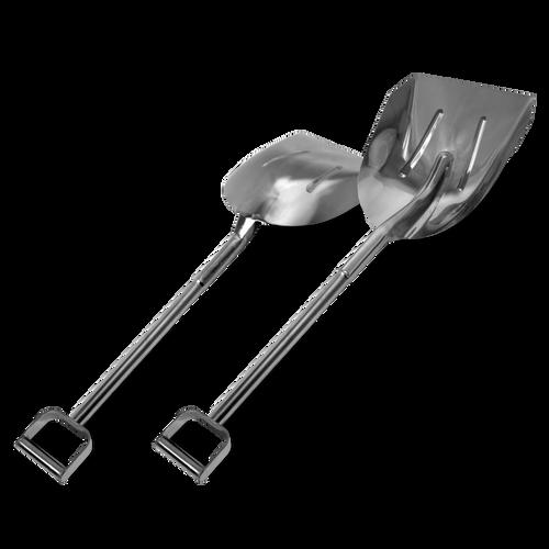 SANI-LAV - Reinforced Stainless Steel Shovel - 227R