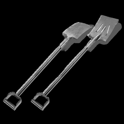 SANI-LAV - Reinforced Stainless Steel Shovel - 267R