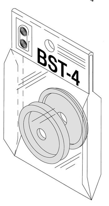 Berkel Sharpening Stone Set - BST-4