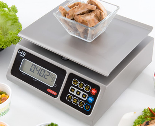 Tor Rey LEQ Series Digital Portion Control Scale, Legal for Trade