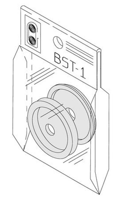 Berkel Sharpening Stone Set - BST-1