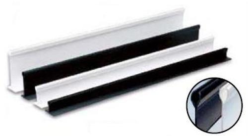 Plastic Holders White - 1''