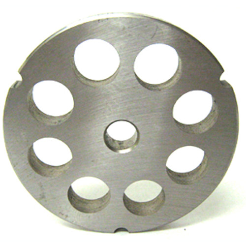 #52 Meat Grinder Plate with 3/4'' Holes