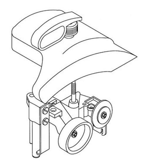 Berkel Sharperner Assembly 807/808/817/818 - US77A