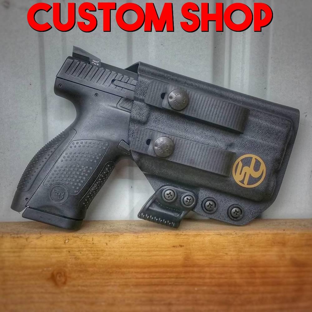Build Your Custom IWB Holster