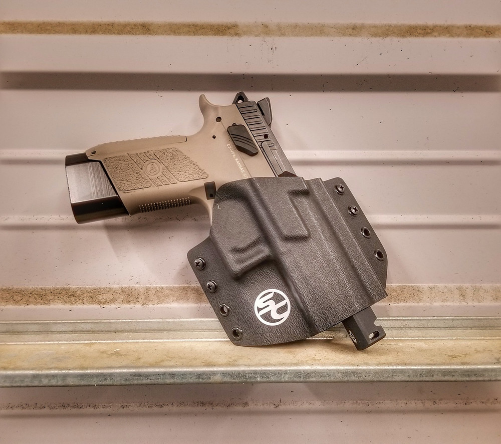 Build Your Custom Pancake Style OWB Holster