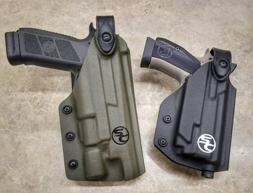 Build Your Custom Taco Style OWB Holster