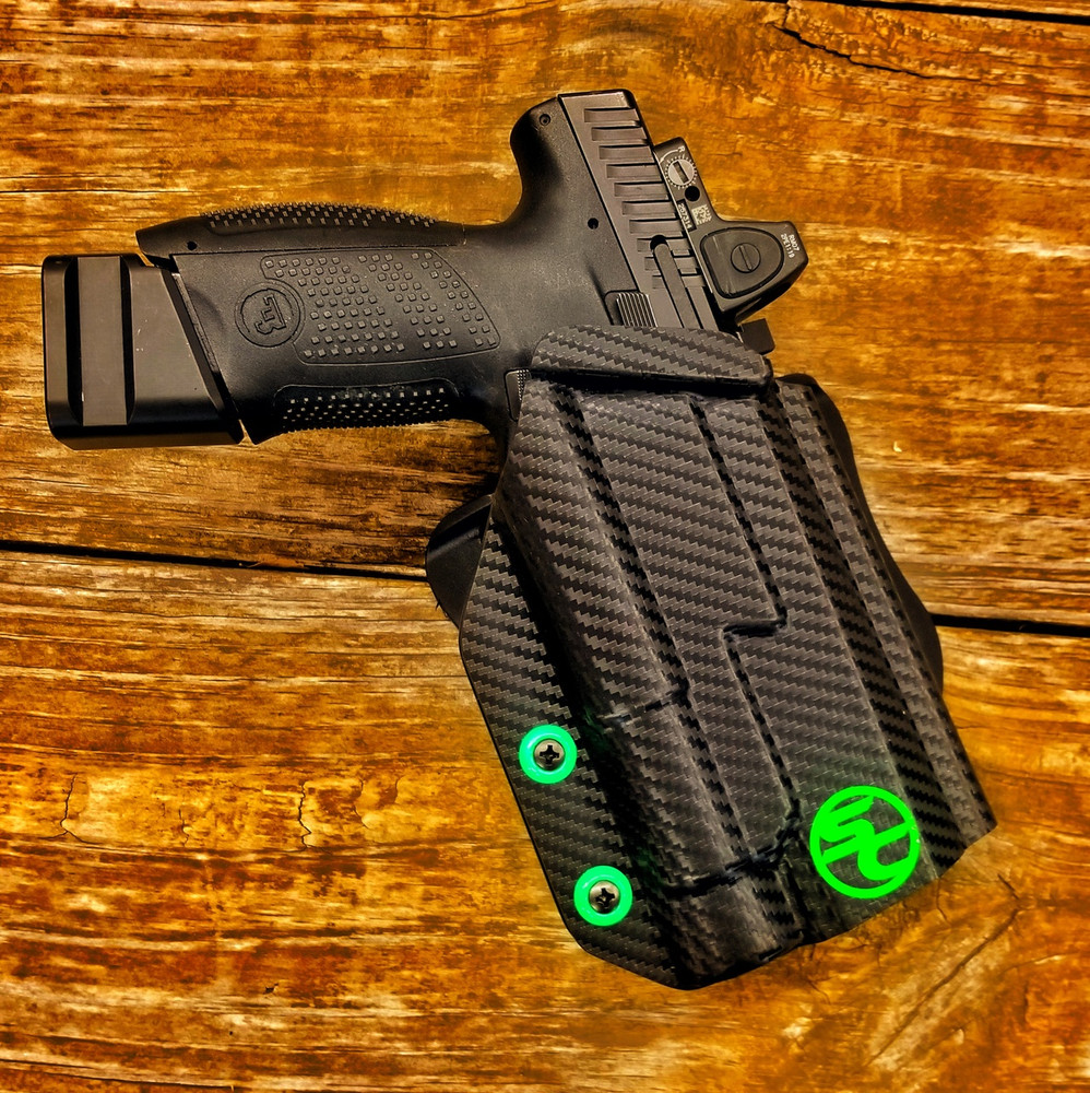 CZ Outside the Waistband (OWB) (QuickShip)