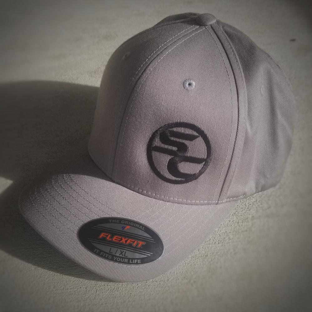SC Grey Flexfit Hat