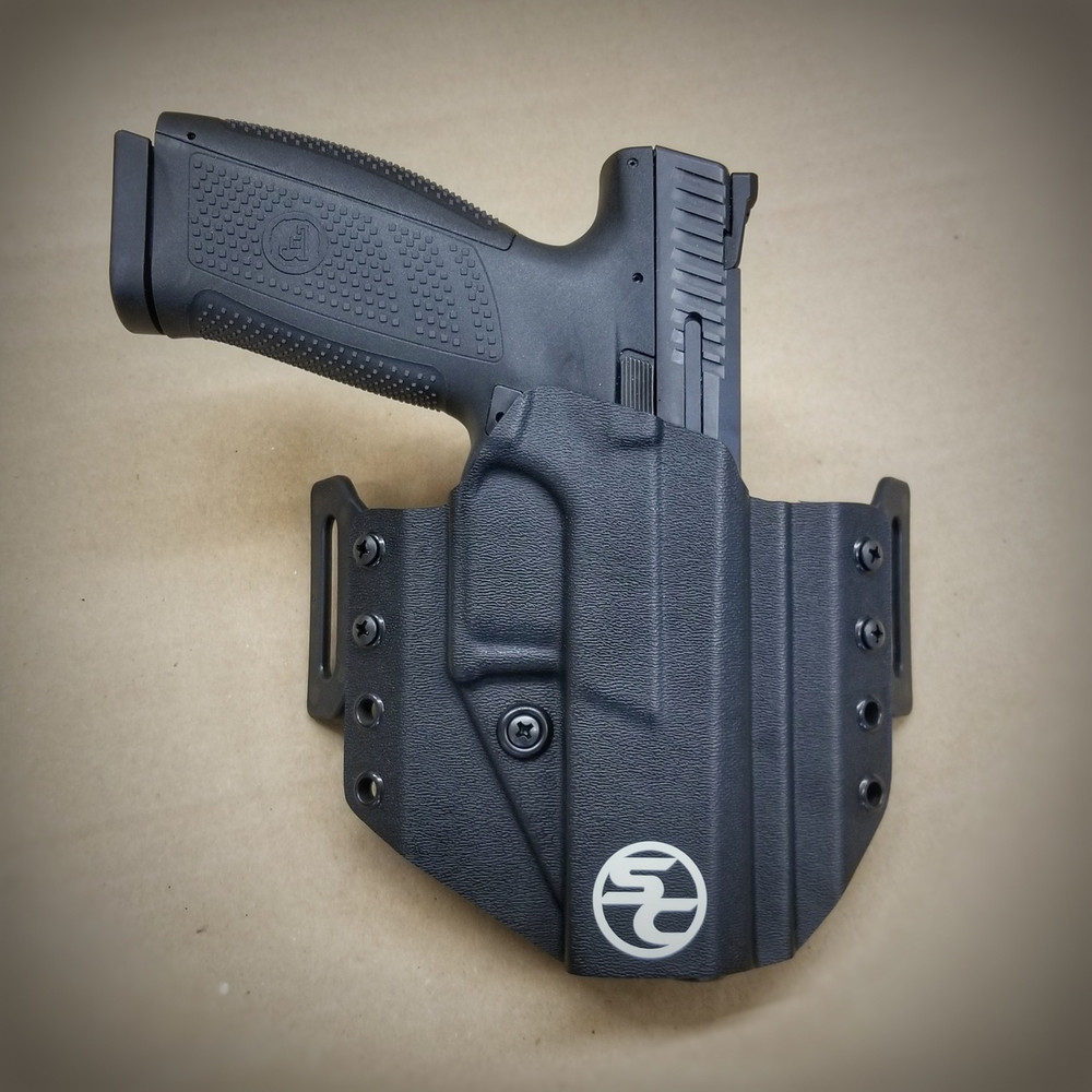 CZ Concealment Outside the Waistband (OWB) (QuickShip)