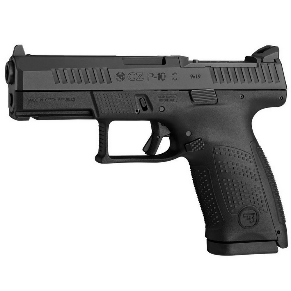 CZ P10 Optics Ready RMR Plate