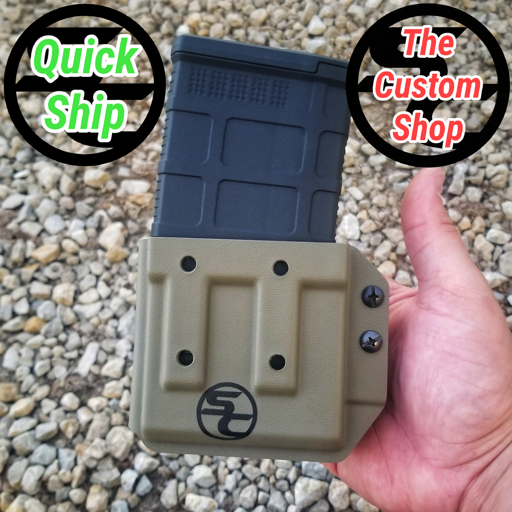 AR10 Rifle Uni-Mag™ Carrier (QuickShip or Custom Shop)