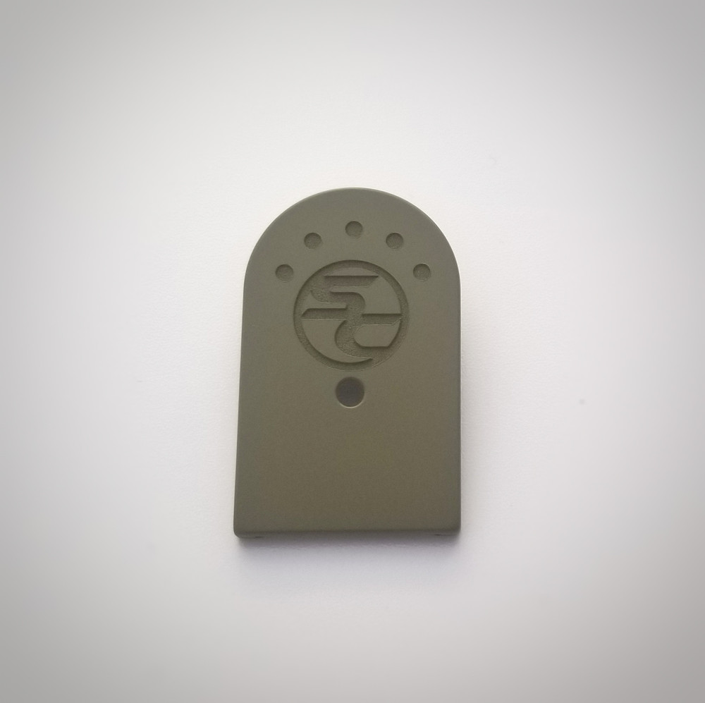 CZ 75 Magazine Base Plate (Noveske Bazooka Green)