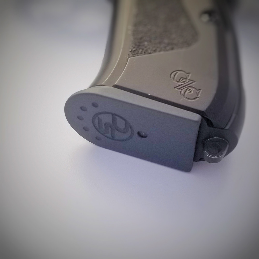 CZ 75 Magazine Base Plate (Sniper Grey)