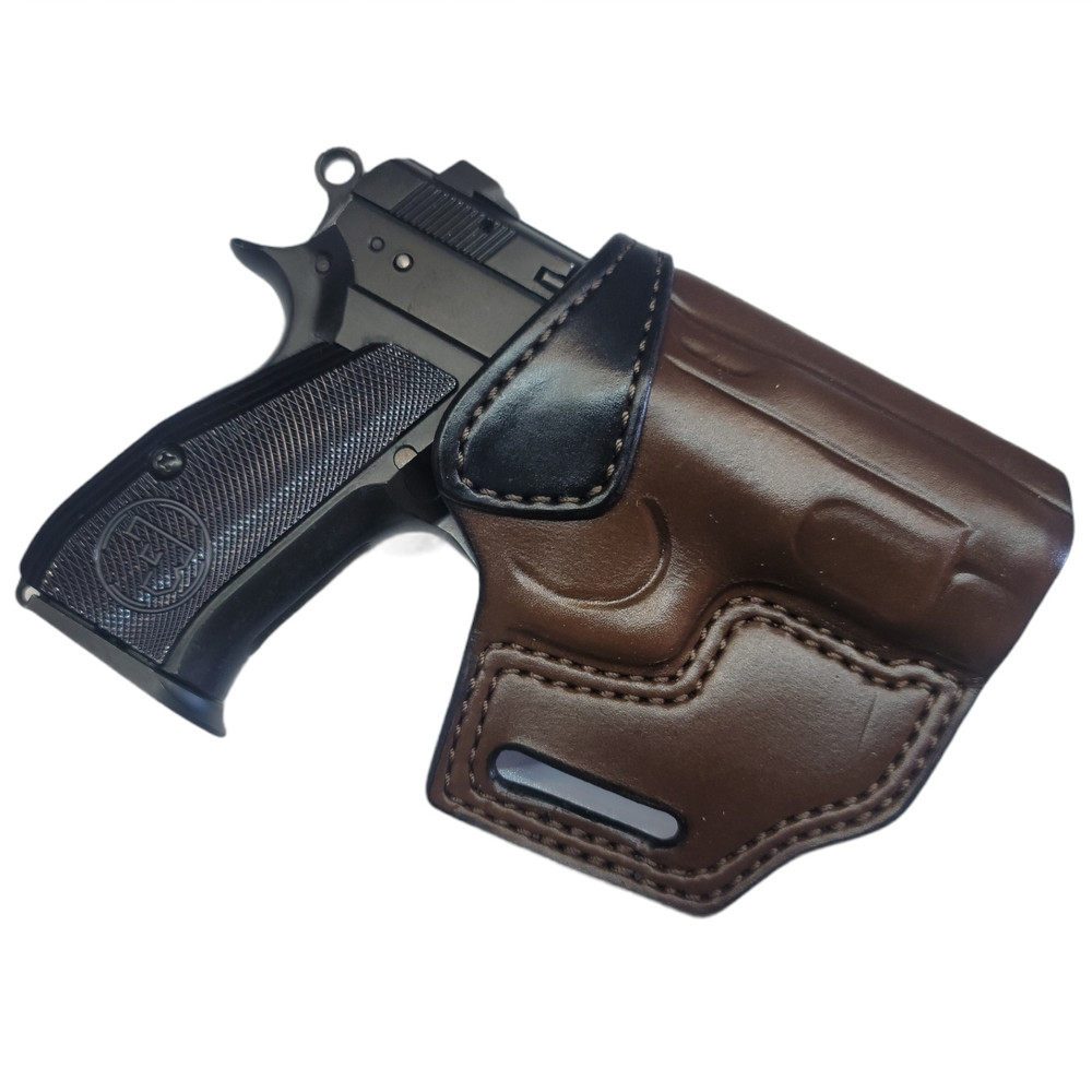 OWB CZ 75D PCR Holster (Dinnerbell Leather)