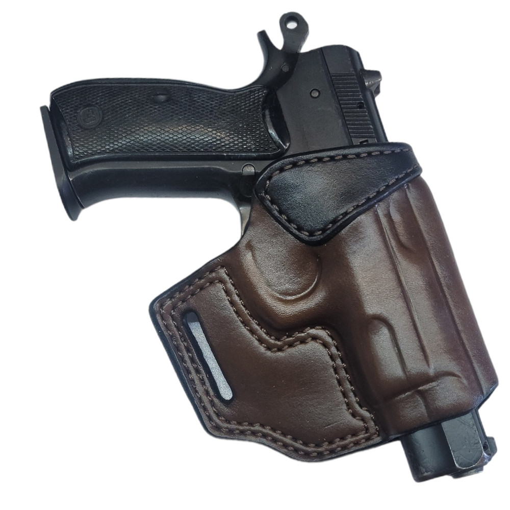 75B in a 75 Compact holster