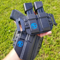 Double OWB Uni-Mag™ Carrier (QuickShip or Custom Shop)