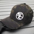 SC Black MultiCam Flexfit Hat