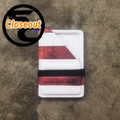 Closeout Wallet / Card Carrier (Old Glory)