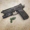 CZ Omega Flat DA/SA Trigger (P-07/P-09/P-01Ω/75BΩ)