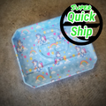 "EDC Dump Tray ""SC Logo"" Unicorns and Rainbows (Super QuickShip)"