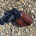 OWB CZ SP-01 Holster (Dinnerbell Leather)