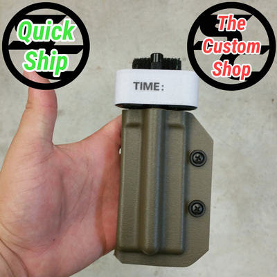 Tourniquet Carrier (QuickShip or Custom Shop)