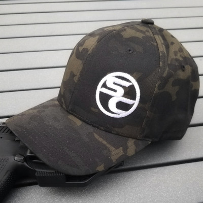SC Black MultiCam Flexfit Hat