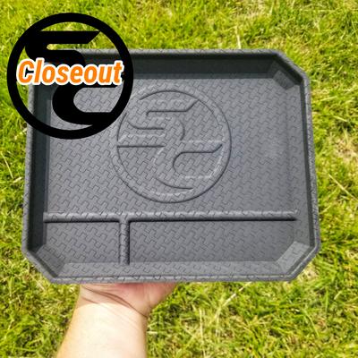 Closeout EDC/Dump Tray-Basketweave