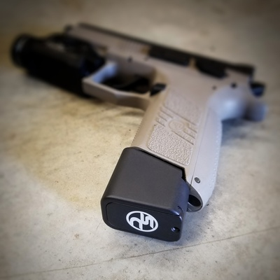 CZ P10/P07/P09 +5 Magazine Extension