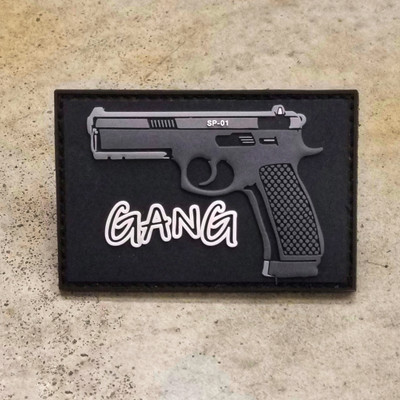 """SP01 GANG"" Patch"