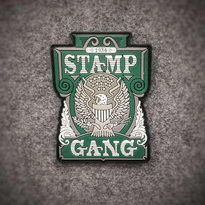 Stamp Gang Patch