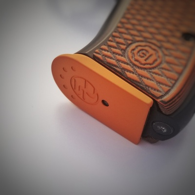 CZ 75 Magazine Base Plate (Tequila Sunrise)