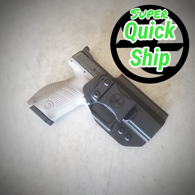 CZ P-10C IWB Holster Black (Super QuickShip)