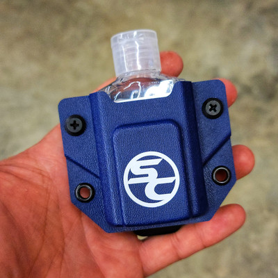 Hand Sanitizer Holster (Super QuickShip)