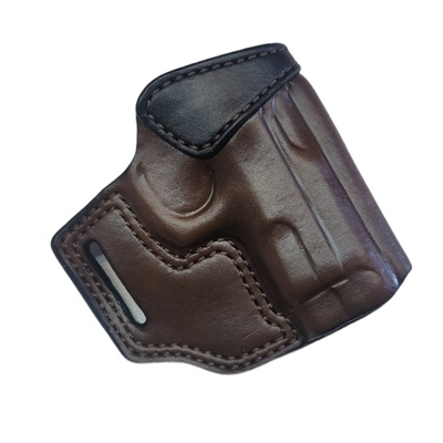 OWB CZ 75 Compact Holster (Dinnerbell Leather)