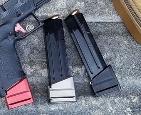 PLUS 5 P10C Mag Extensions Coming Soon!