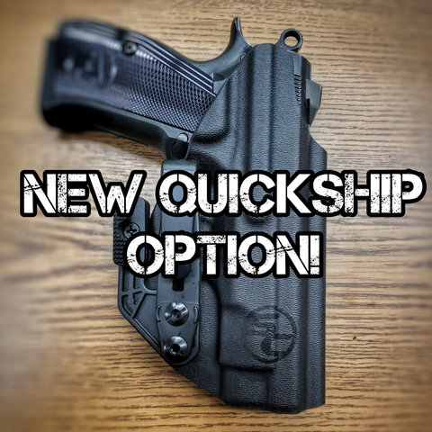 New QuickShip option available now!