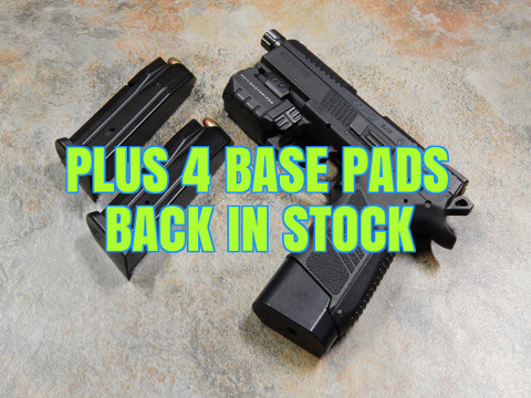 +4 Base Pads Back In Stock!