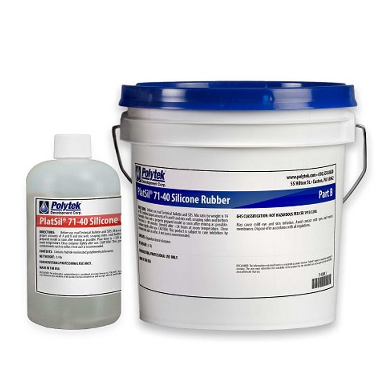 PlatSil® 71-40 Silicone Rubber