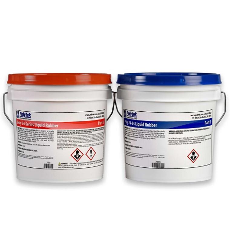 Poly 74-24 Liquid Rubber
