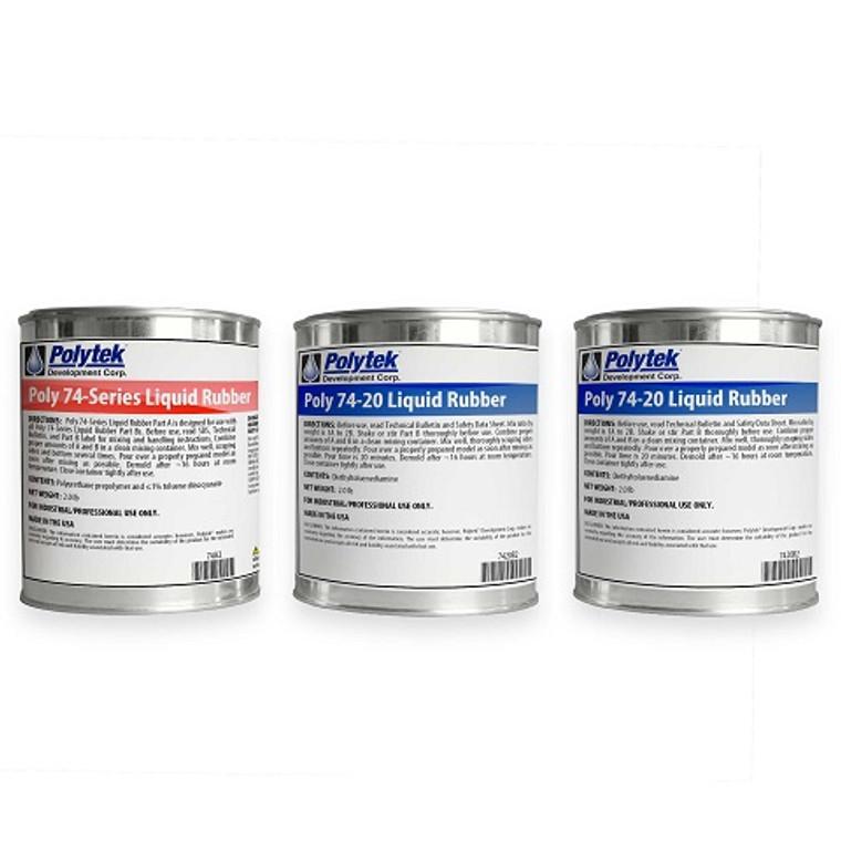 Poly 74-20 Liquid Rubber