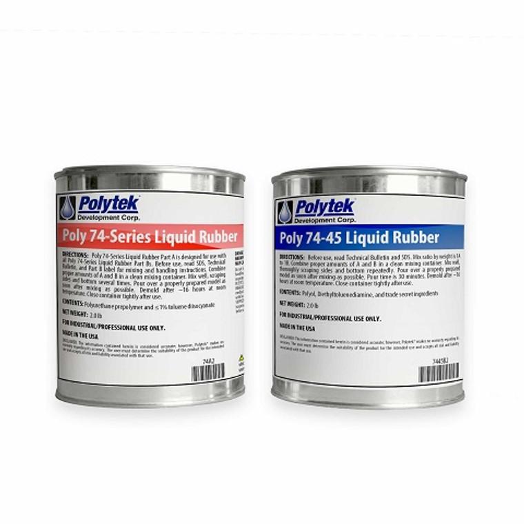 Poly 74-45 Liquid Rubber